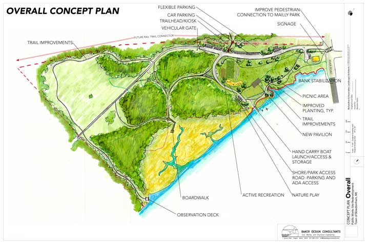 Proposed Master Site Plan
