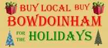 Buy Local, Buy Bowdoinham for the Holidays