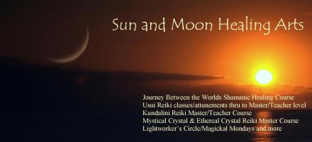 Sun and Moon Healing Arts