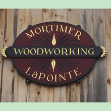 Mortimer LaPointe Woodworking